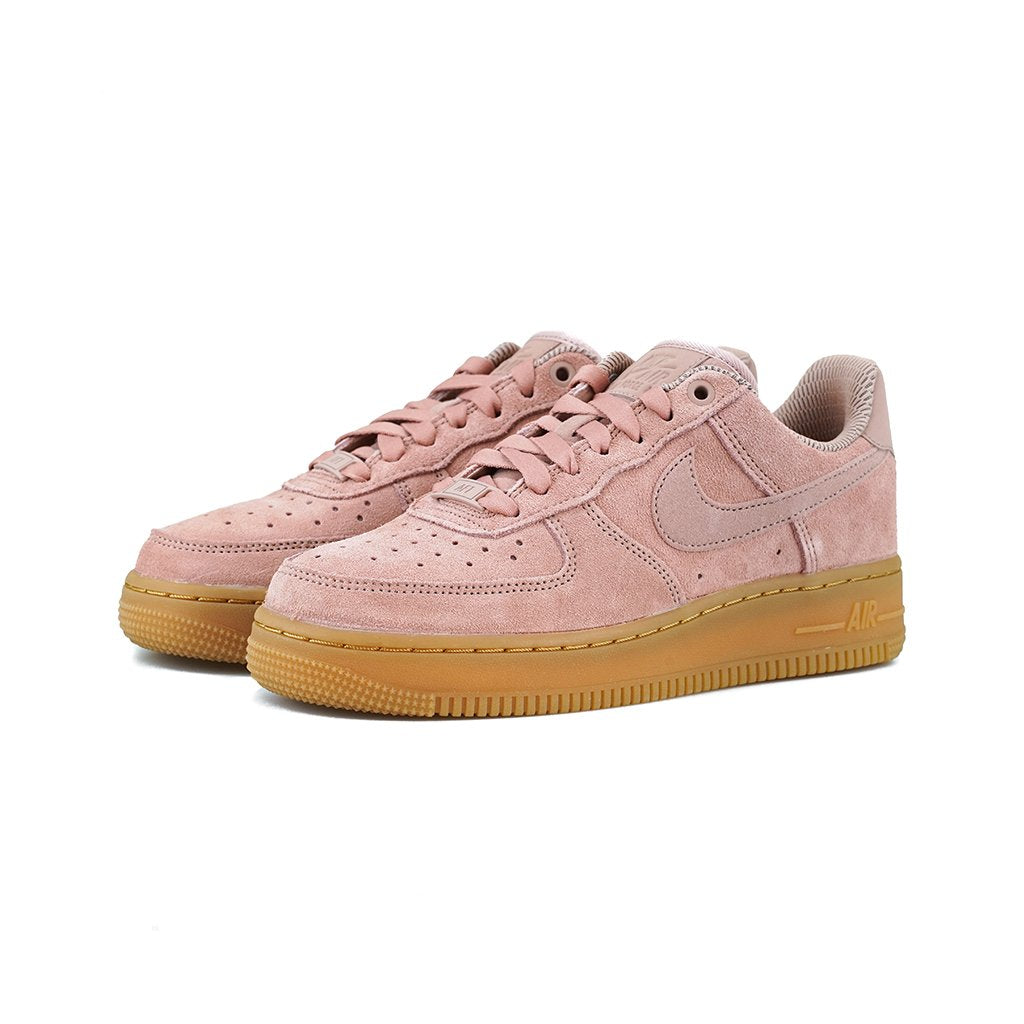 5c9ca085bfa687 Nike - W Air Force 1  07 SE (Particle Pink Particle Pink) – amongst few