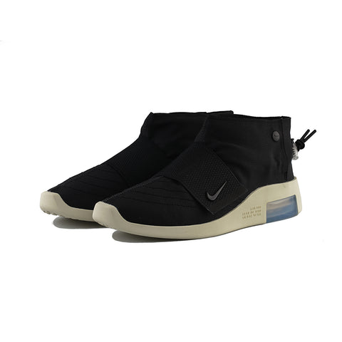 Nike - Fear of God 'Moccasin' (Black/Black-Fossil)