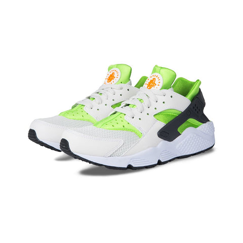 Nike - Air Huarache (Actn Green/Vvd Orange-Phntm-Wht)