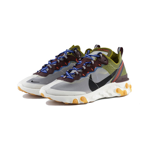 Nike - React Element 87 (Moss/Black-El Dorado)