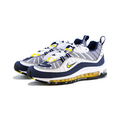 Nike - Air Max 98  (White/Tour Yellow)
