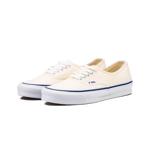 Vans - OG Authentic Lx Canvas (Classic White)