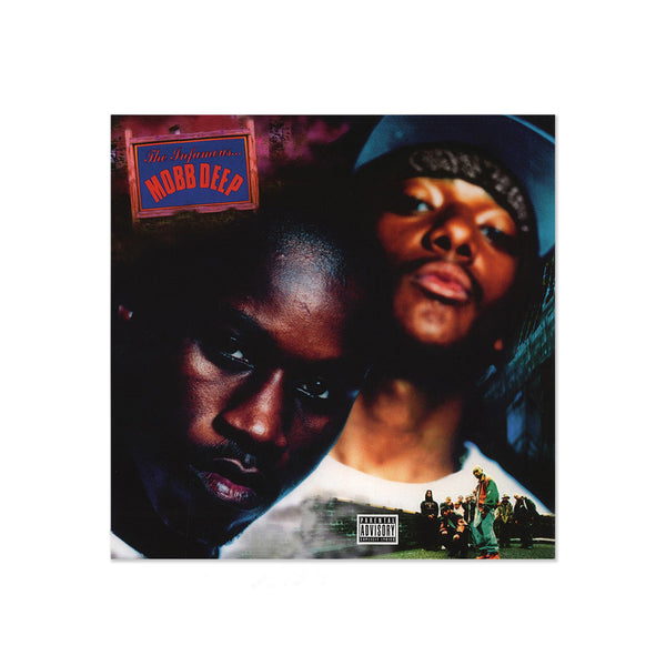 "Mobb Deep - ""The Infamous"" (LP)"