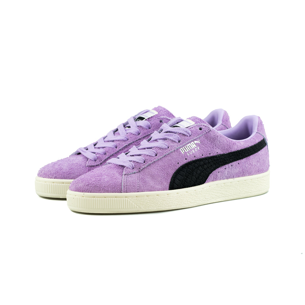 sports shoes e27a2 91965 PUMA - Suede DIAMOND (Orchid Bloom-Puma Black)