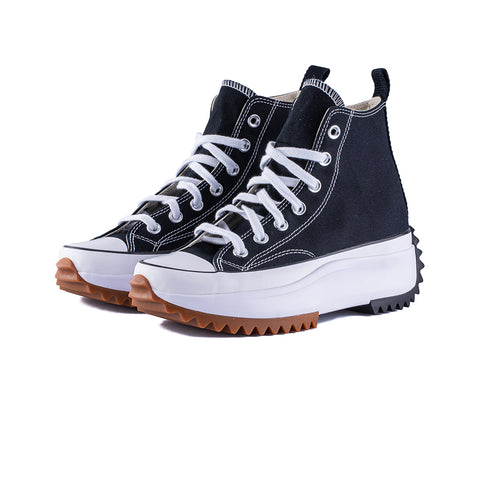 Converse - Run Star Hike HI (Black/White/Gum)