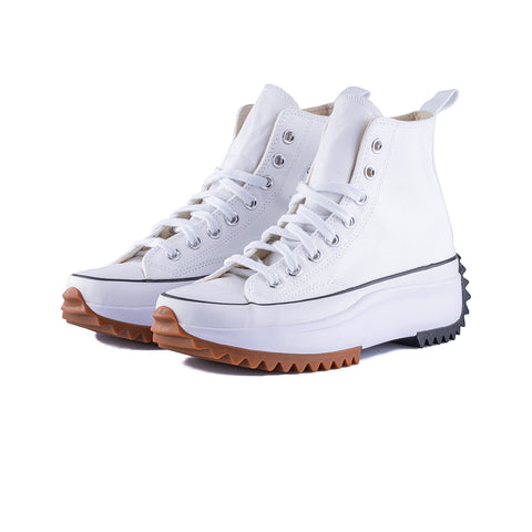 Converse - Run Star Hike Hi (White/Black/Gum)