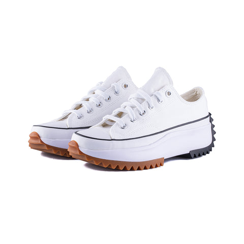 Converse - Run Star Hike OX (White/Black/Gum)