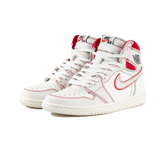 Air Jordan 1 Retro High OG (Sail/Black-Phantom)