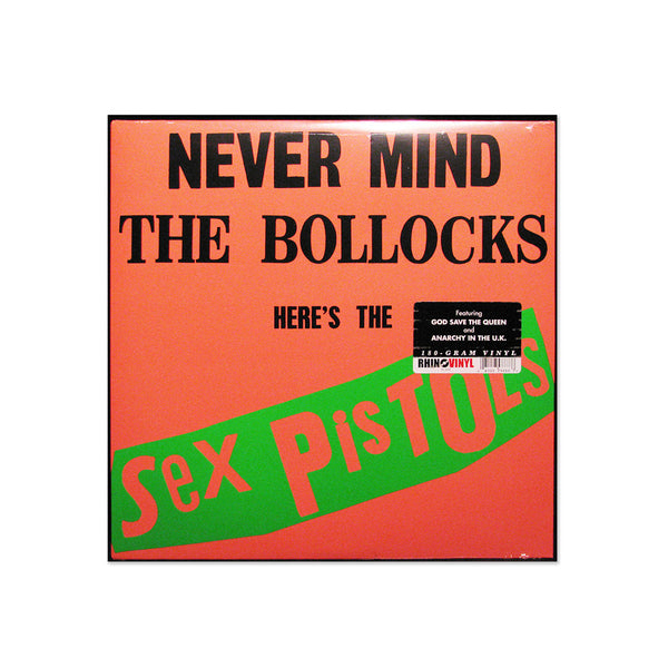 Sex Pistols - Never Mind The Bollocks Yellow Vinyl Limited Edition (LP)