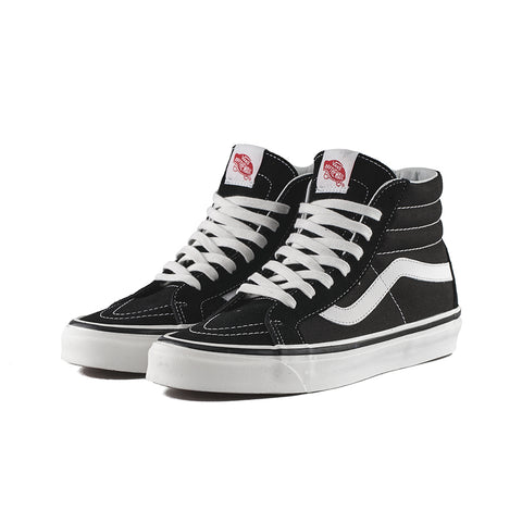 Vans - Sk8-Hi 38 DX 'Anaheim' (Black/True White)