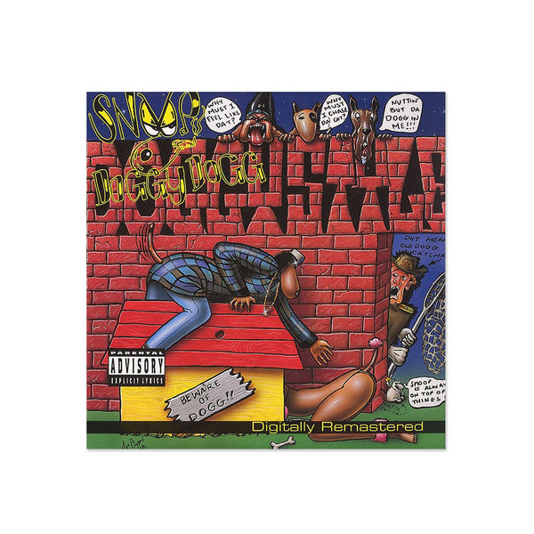 Snoop Doggy Dogg - Doggystyle (LP)
