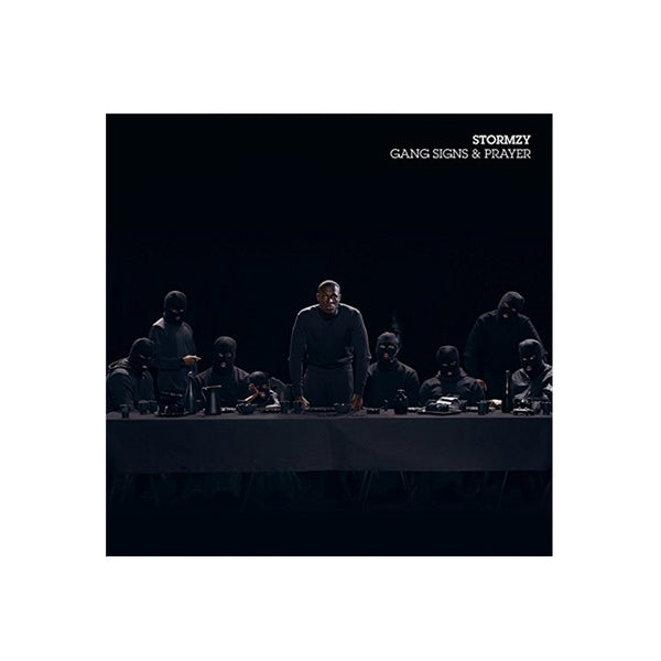 Stormzy - Gang Signs & Prayer (LP)