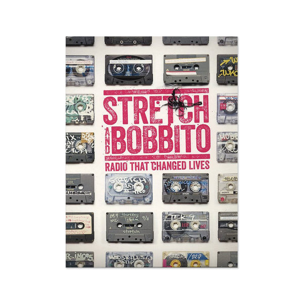 Stretch And Bobbito: Radio That Changed Lives (DVD+Poster Insert)