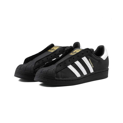 adidas Originals - Superstar Laceless (Core Black/White/Core Black)