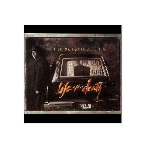 The Notorious  B.I.G. - Life After Death (LP)