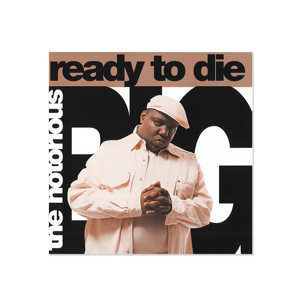 The Notorious B.I.G. - Ready To Die (LP)