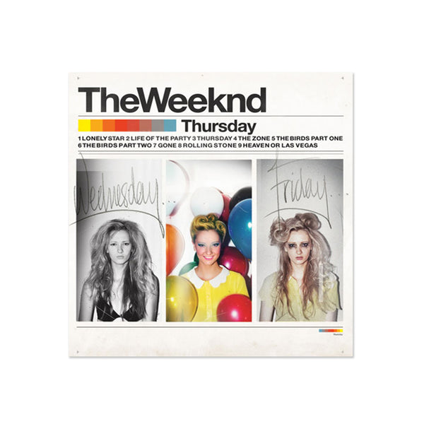 The Weeknd - Thursday (LP)