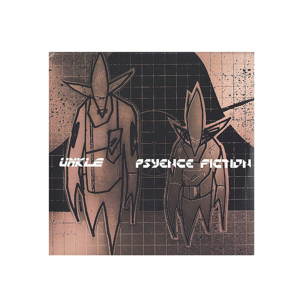 Unkle - Psyence Fiction (LP)