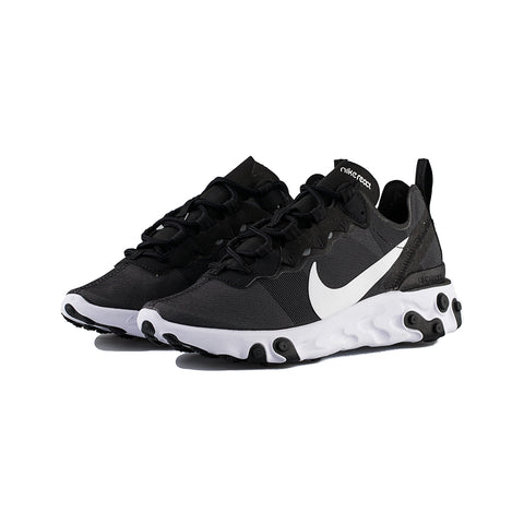 Nike - W React Element 55 (Black/White)