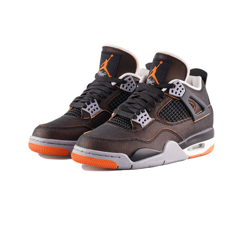 WMNS Air Jordan 4 Retro SE (Sail/Black-Starfish)