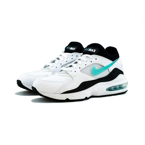 Nike - Air Max 93 (White/Sport Turq-Black)