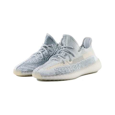 adidas - Yeezy BOOST 350 V2 (Cloud White Reflective/Cloud White Reflective/Cloud White Reflective)