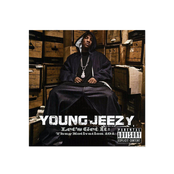 Young Jeezy - Let's Get It: Thug Motivation 101 (LP)