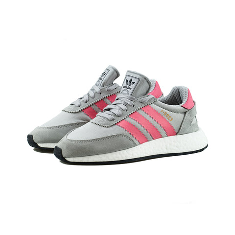 adidas Originals - I-5923 W (Grey/Pink/Core Black)