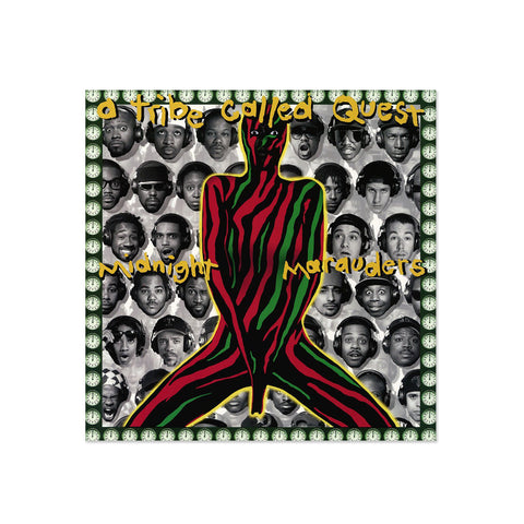 A Tribe Called Quest - Midnight Marauders (LP)