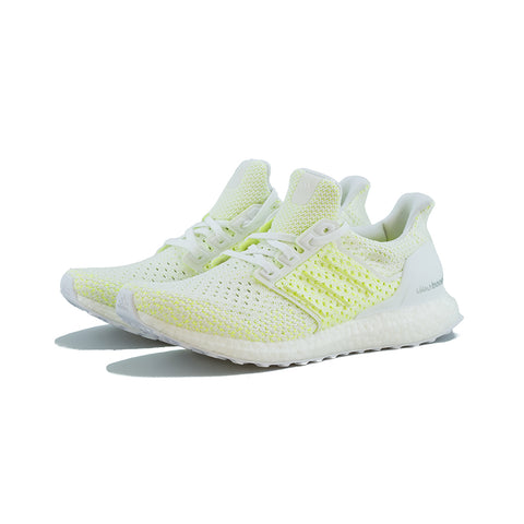 adidas - UltraBOOST Clima (Cloud White/Cloud White/Solar Yellow)