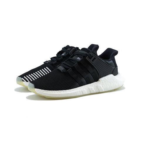 adidas Originals - EQT Support 93/17 (Black/Black/White)