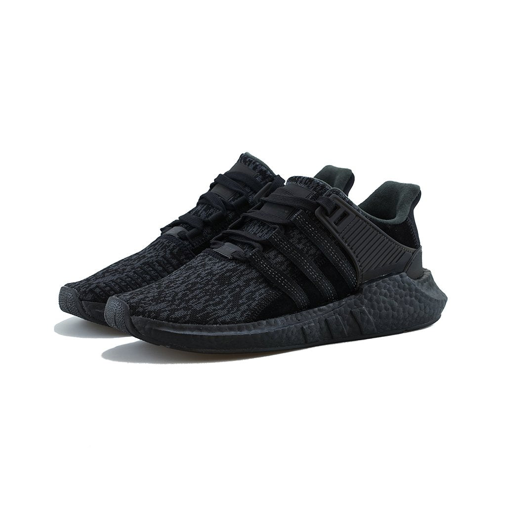 hot sale online eb851 b2679 adidas Originals - EQT Support 9317 (Core BlackCore BlackWhite)