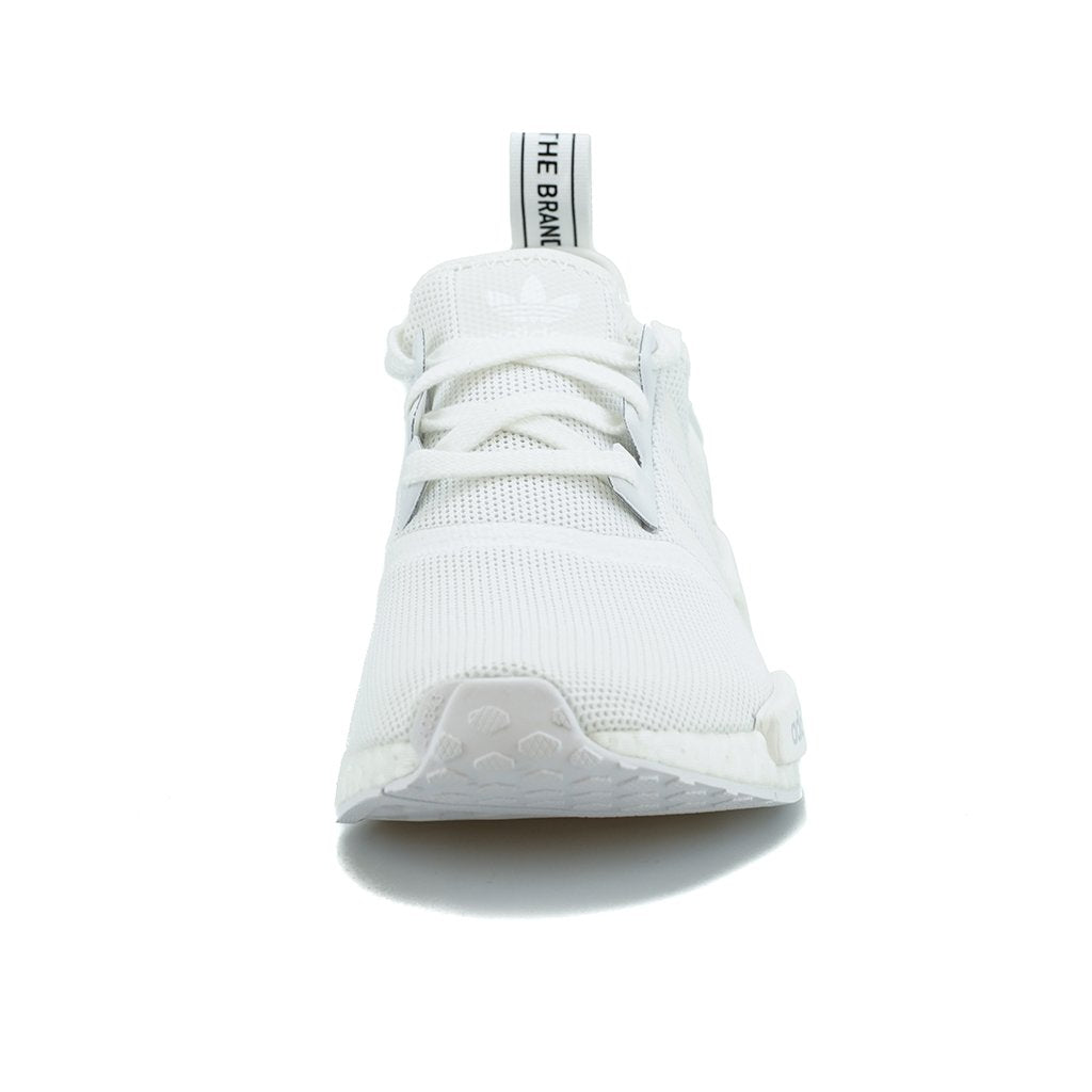 adidas Originals - NMD R1 (White White Trace Grey Metallic ... a5b9b8197