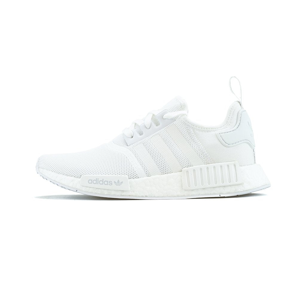 abb262463412e adidas Originals - NMD R1 (White White Trace Grey Metallic ...