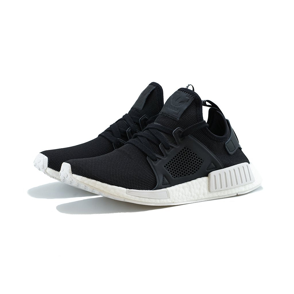 timeless design a3533 73f20 adidas Originals - NMD XR1 (Black Black White) – amongst few
