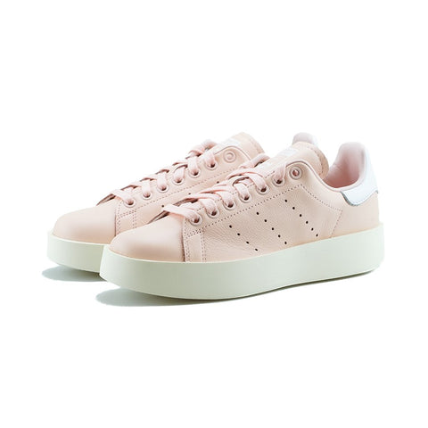 adidas Originals - Stan Smith Bold W (Ice Pink/Ice Pink/White)