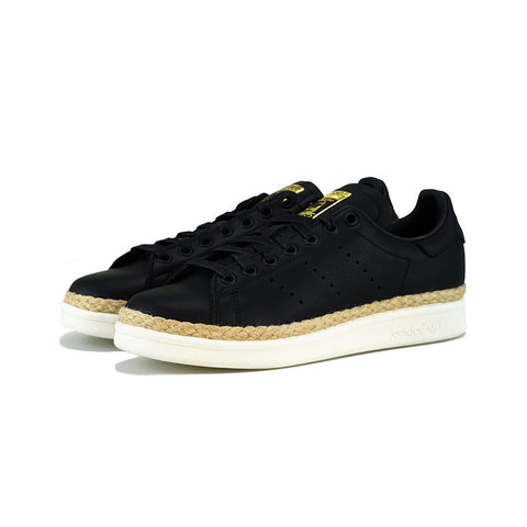 adidas Originals - Stan Smith New Bold W (Core Black/Core Black/ Off-White)