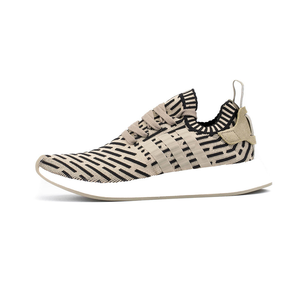 adidas Originals NMD R2 PK Primeknit Runner Boost (white / black