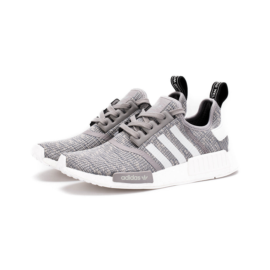 low priced a1596 ed76d adidas Originals - NMD R1 (Solid Grey/White)