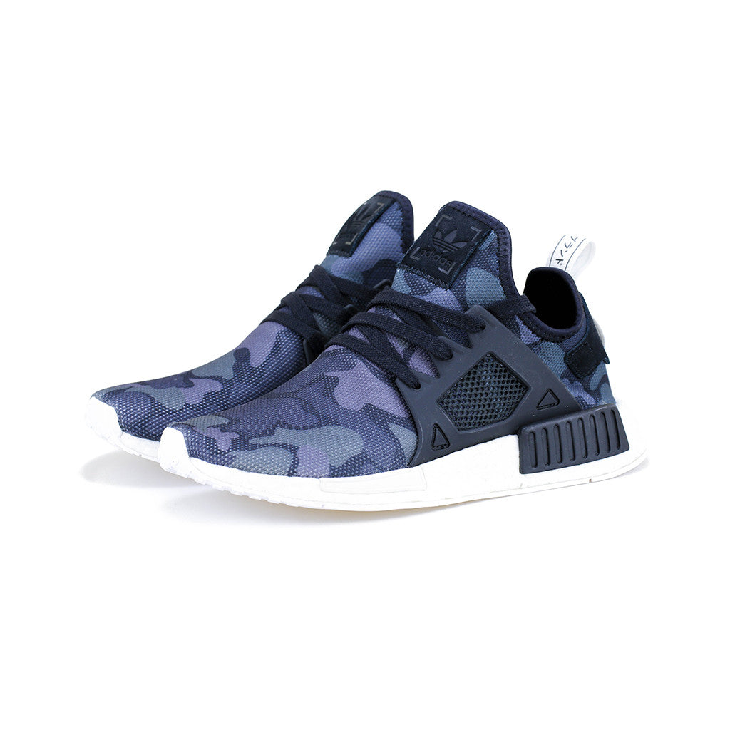 NMD XR1 PK W 'TRIPLE WHITE' BB3684 SIZE 5.5
