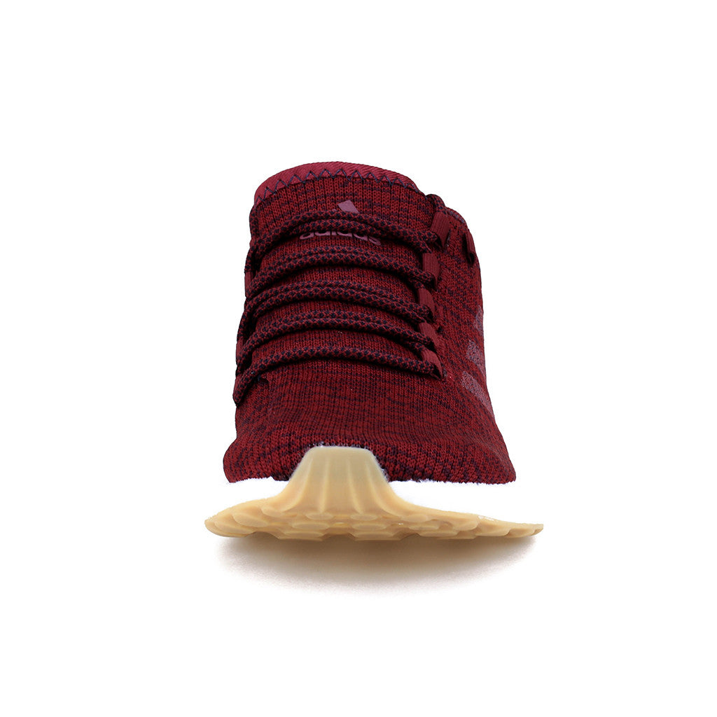 b00b8ce01d4ce 2017 adidas PureBoost Burgundy Mystery Red Night Navy For Sale