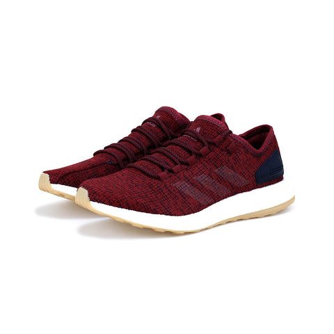 adidas - Pure BOOST (Burgundy/Mystery Red/Night Navy)
