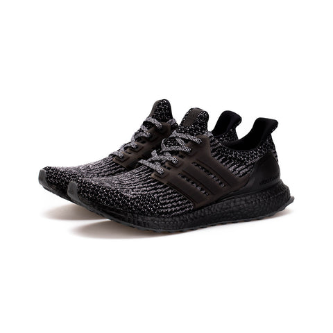 adidas - Ultra BOOST 3.0 (Black/Silver)