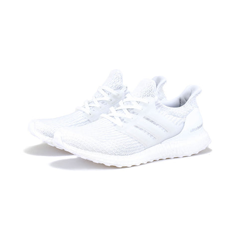 adidas - Ultra BOOST 3.0 (White/Crystal White)
