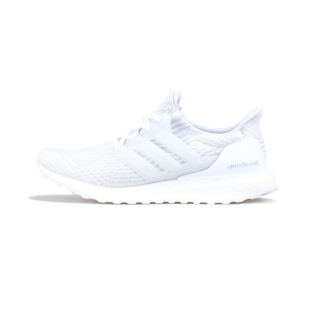 adidas ultra boost 3 0 white crystal white amongst few. Black Bedroom Furniture Sets. Home Design Ideas