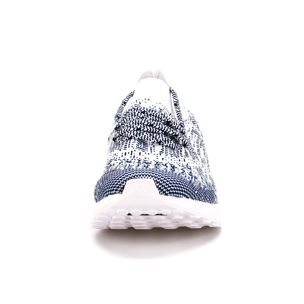29f0da6cc adidas - Ultra BOOST Uncaged (Non Dyed Running White Collegiate Navy ...