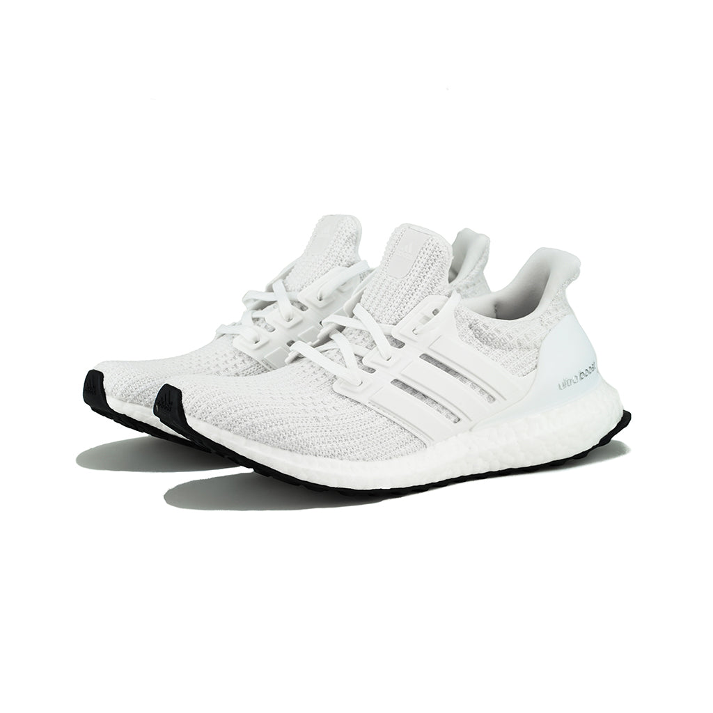 80d6764e890 adidas - Ultra BOOST 4.0 W  Core White  (White White Black) – amongst few