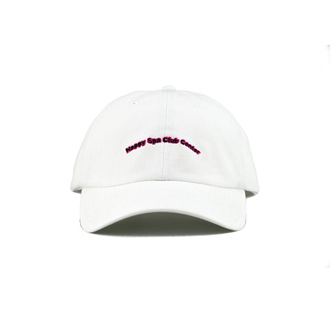 amongst few - Sweet Dream Dad Cap (White)