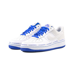 Nike - Air Force 1 '07 MTAA QS (White/Black-Racer Blue)