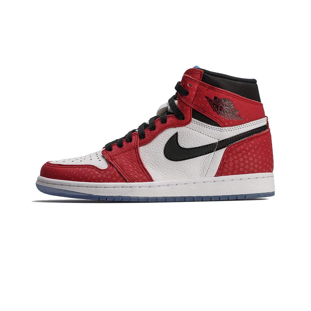 separation shoes 02a7a a1b85 Air Jordan 1 Retro High OG (Gym Red Black-White-Photo Blue ...